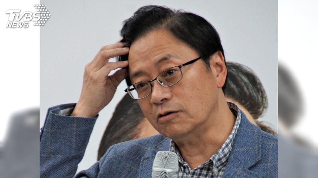 圖/中央社 稱蔡總統沒生小孩不懂父母心惹議 張善政改口