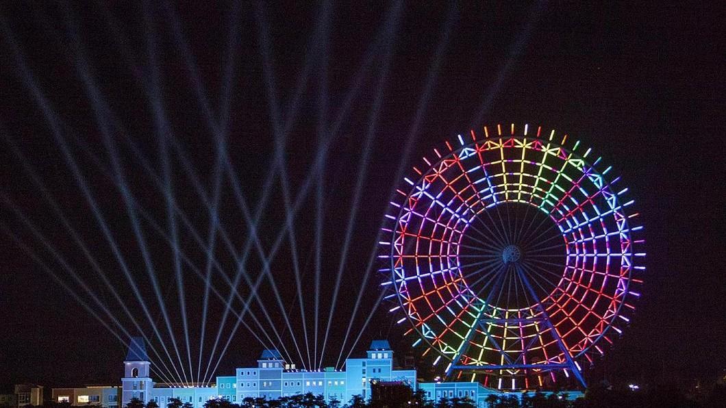 圖/福隆大飯店提供 從聖誕狂歡到跨年 超HIGH優惠迎新年