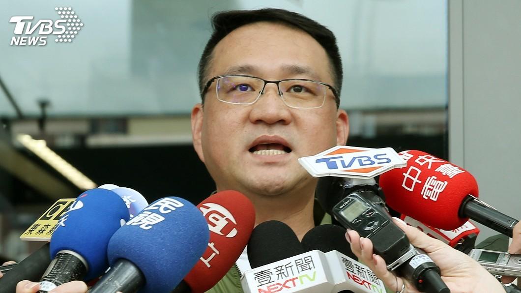 圖/中央社 蔡營:羅智強干擾媒體整合總統辯論 請適可而止