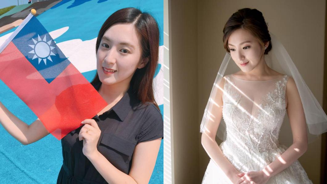 何庭歡擁有姣好身材和亮麗外型。示意圖/TVBS 韓國瑜發言人公開學生照 超高顏值被封「台北深田恭子」