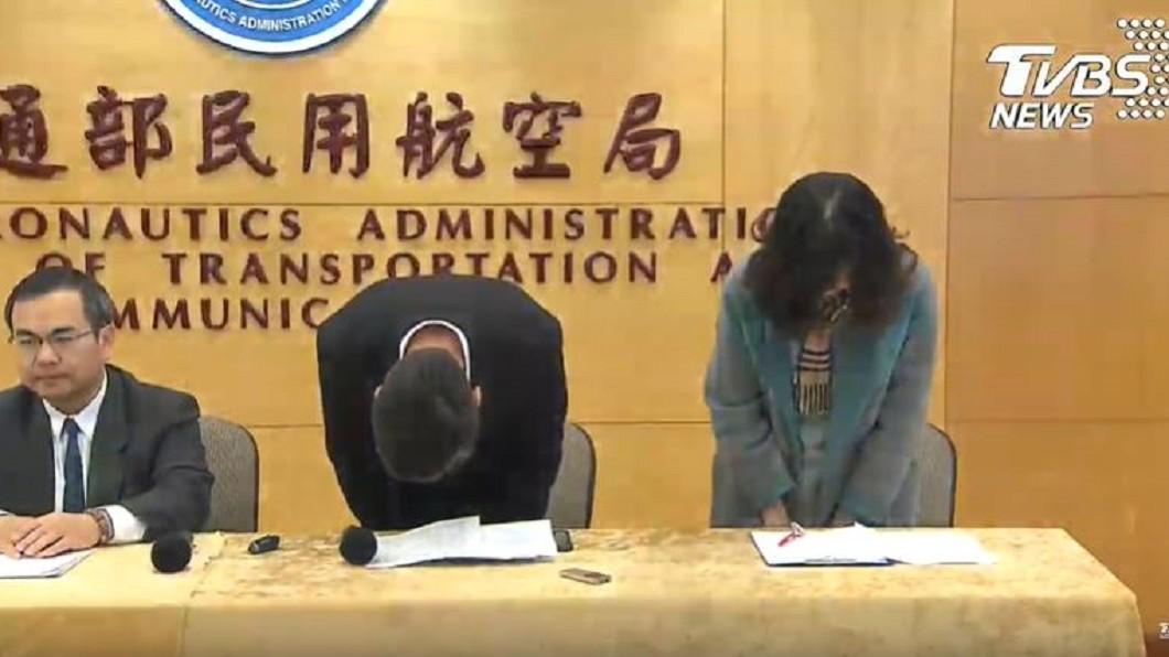 圖/TVBS 遠航無預警停業 副總哽咽:今早才知道!努力護員工權益