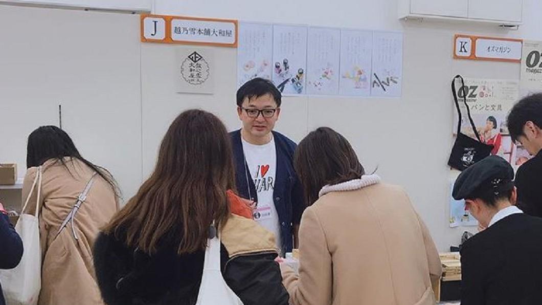 圖/翻攝  bungujoshi instagram 「文具女子」掀新潮流 東京出現文具咖啡廳