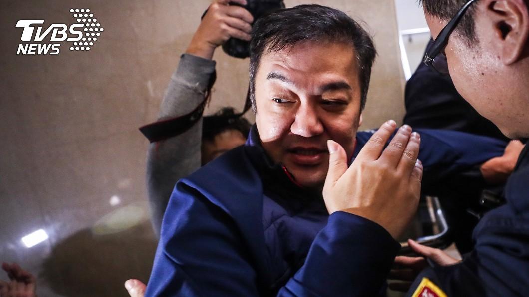 圖/中央社 交通部:北檢已請移民署禁張綱維出國