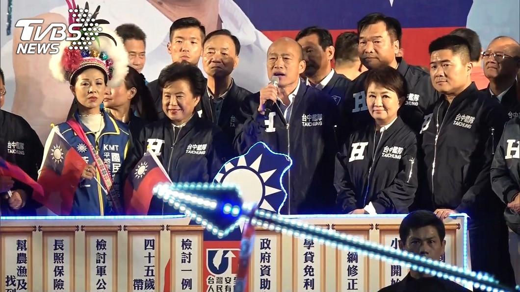 圖/TVBS 呼籲「郭王」早日歸隊? 顏清標喊:拜託他們回來好不好