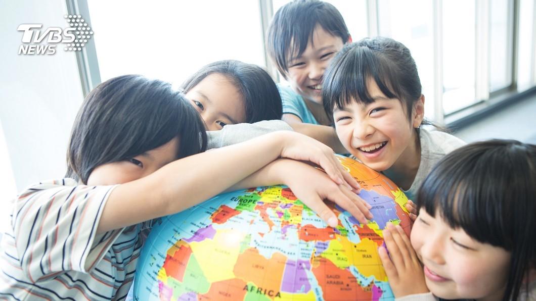 示意圖/TVBS 學英文不能輸在起跑點 日本小學生颳留學熱