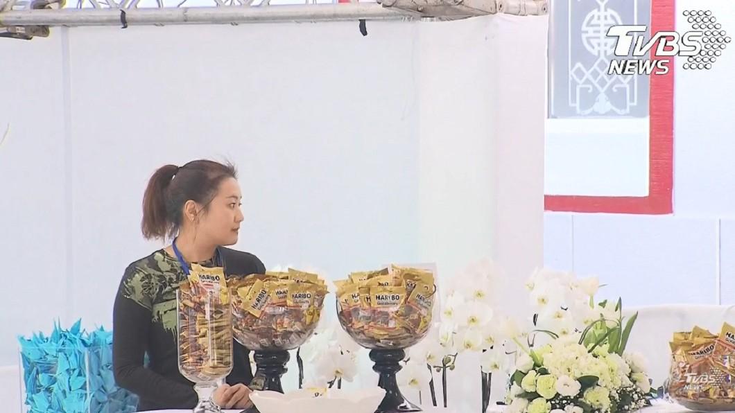 圖/TVBS 「小熊軟糖」取代毛巾!高以翔最後禮物藏洋蔥