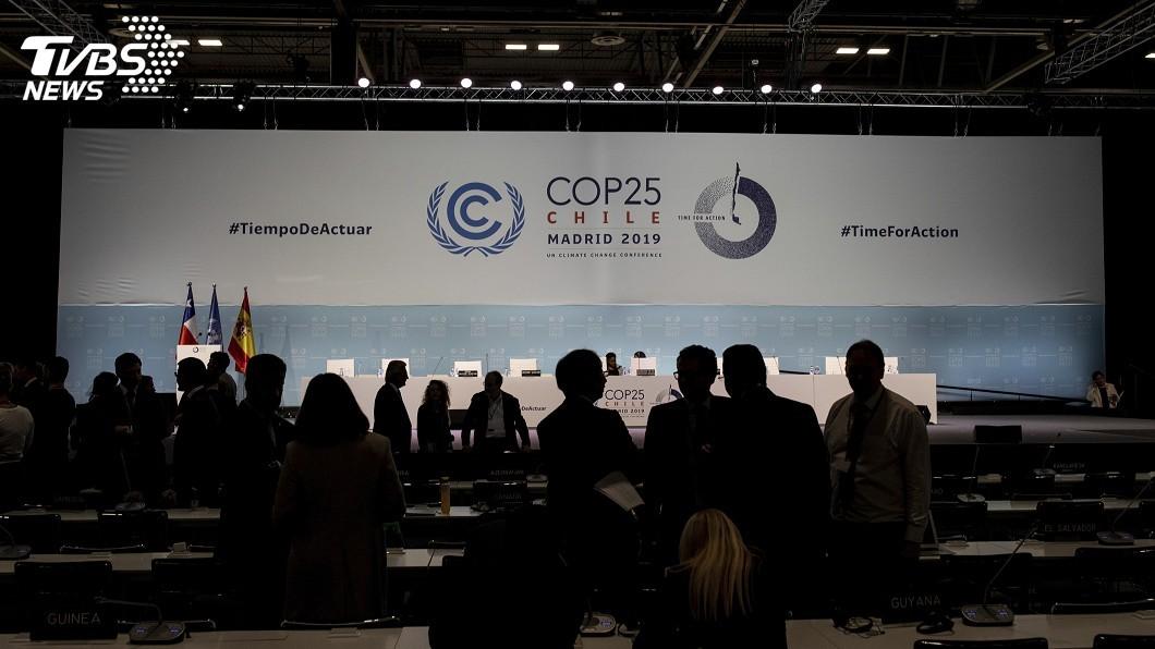圖/達志影像美聯社 費時最久聯合國氣候峰會落幕 共識與反應一次看