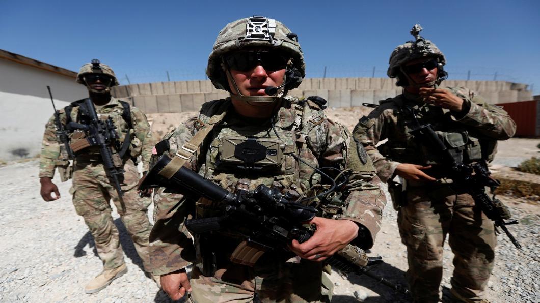 圖/達志影像路透 華郵揭露「阿富汗文件」18年戰爭=失敗!