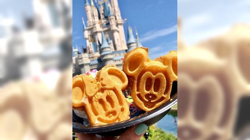 圖/翻攝自disneyfoodblog IG 美迪士尼樂園經典美味 必吃鬆餅、火雞腿