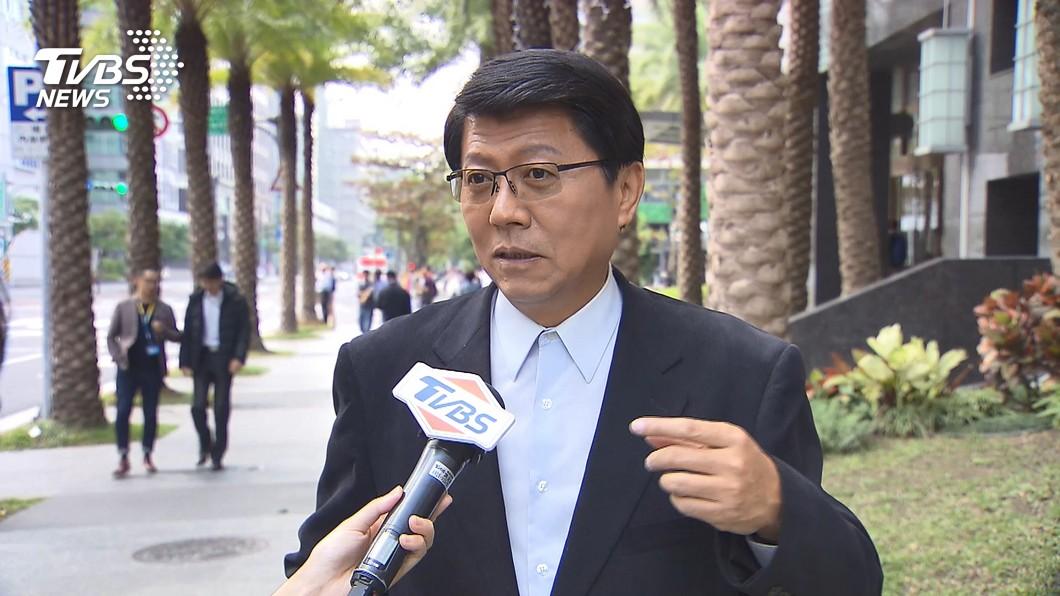 圖/TVBS資料照 「特赦貪污扁、罷免清廉韓」 謝龍介4字轟爆民進黨