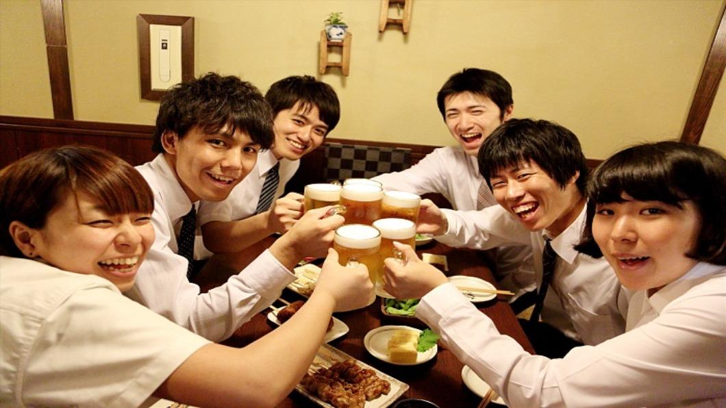 圖/達志影像 年輕世代不愛忘年會 日本企業年終聚餐求變