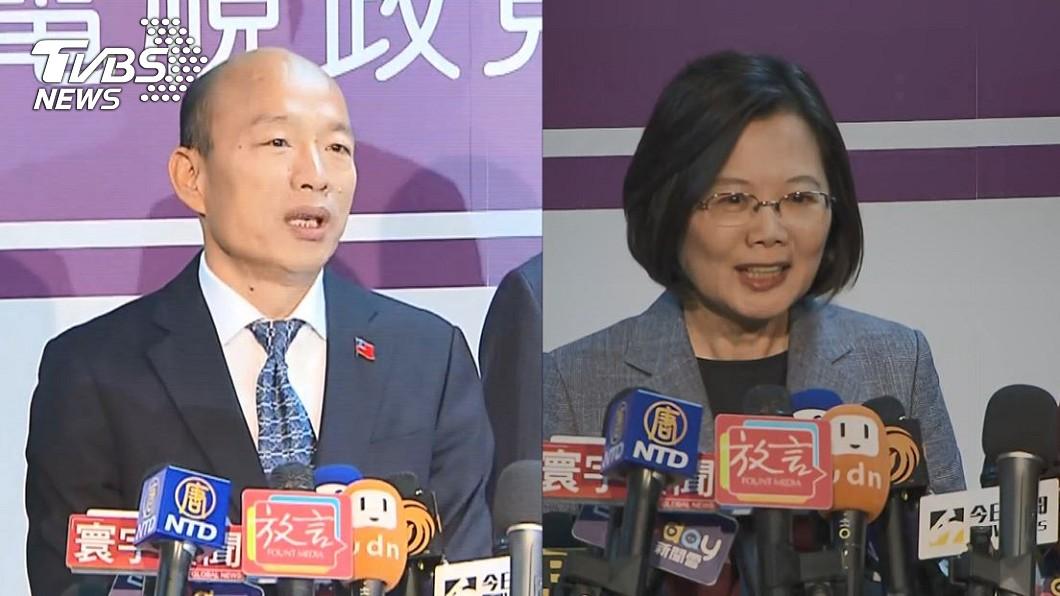 蔡英文和韓國瑜終於面對面言詞交鋒 【觀點】總統辯論觀察:韓國瑜沒變,是台灣人變了