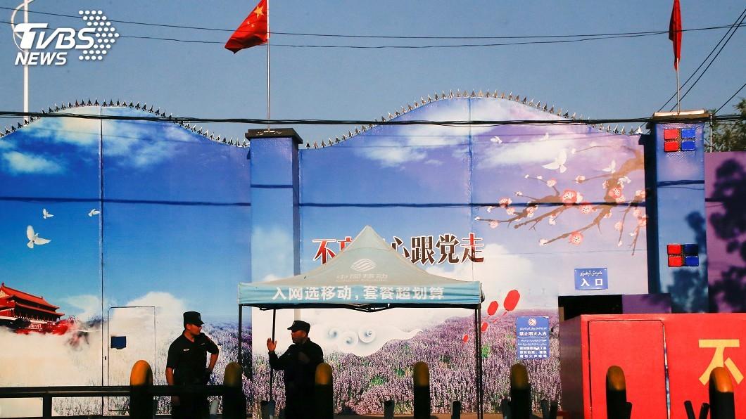 圖/達志影像路透社 中國侵犯人權歐洲議員籲制裁 歐盟外長推動立法