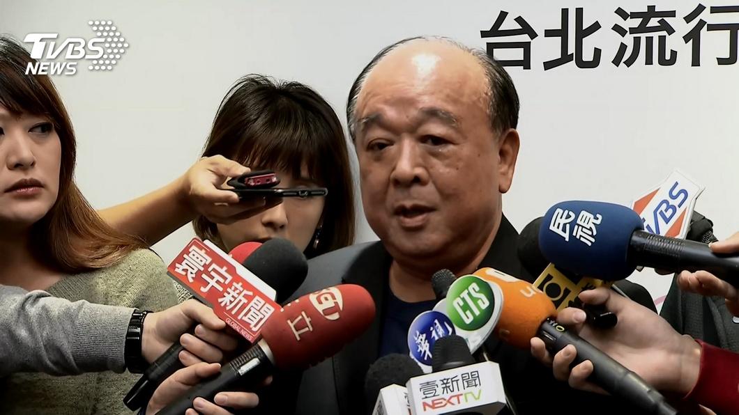 退將吳斯懷。圖/TVBS資料畫面 被要求辭不分區 吳斯懷回:我辭國民黨就會變好?
