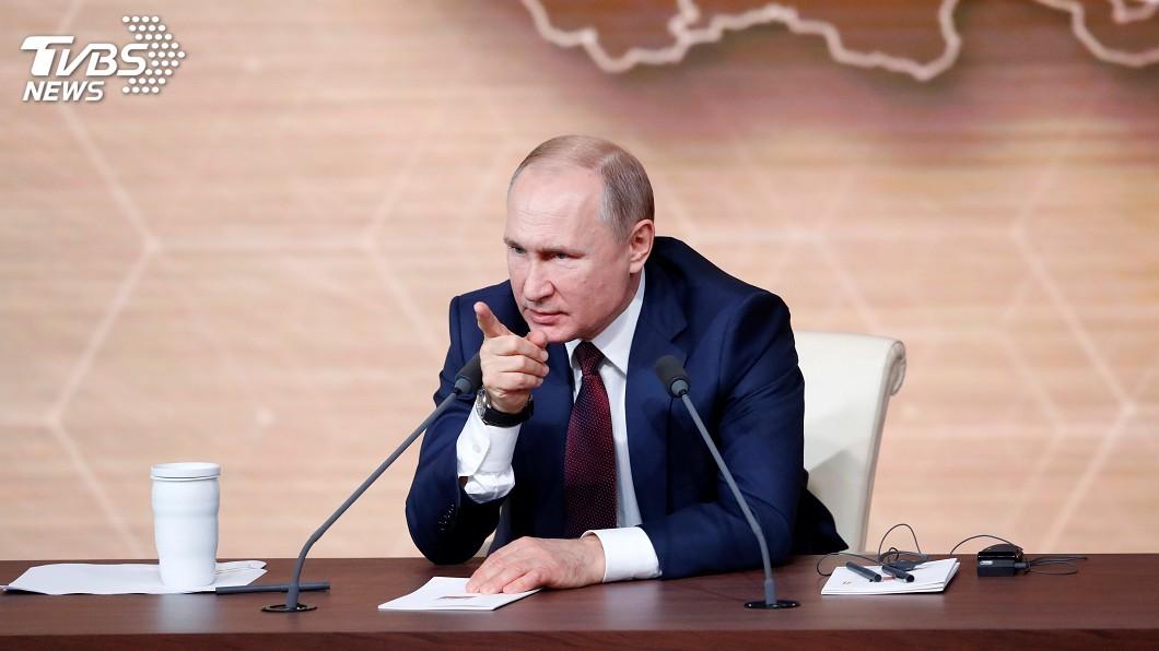圖/達志影像路透社 參賽遭封殺4年俄羅斯擬上訴 普欽轟禁賽不公