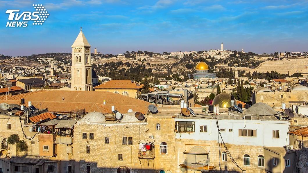示意圖/TVBS 巴西啟用耶路撒冷商辦處 阿拉伯聯盟嚴重不滿