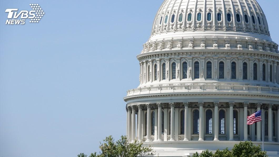 示意圖/TVBS 美國會通過大型支出法案 政府避免關門命運
