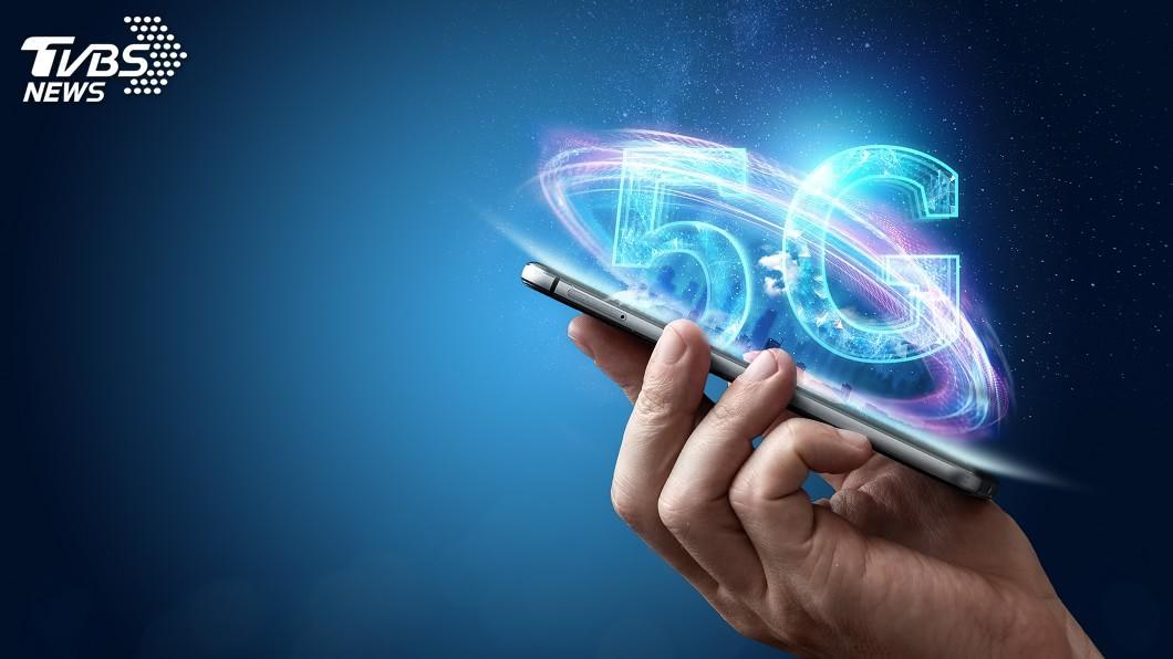 示意圖/TVBS 5G標金飆破900億 黃金頻段創全球紀錄