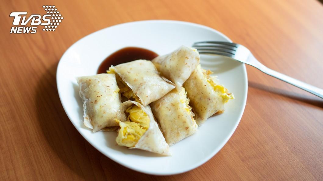 早餐是整天活力的來源!示意圖/TVBS 吃蛋餅會不會加醬掀熱議 老饕激推「獨門吃法」