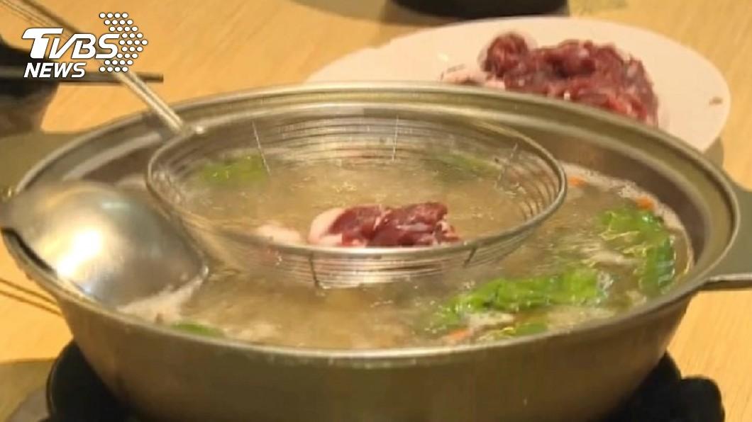 圖/TVBS資料照 別只吃湯圓!冬至補氣 當歸生薑羊肉湯+按摩太溪穴最好