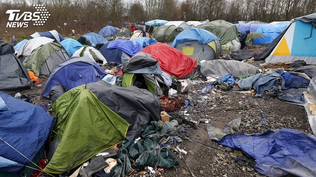 圖/達志影像路透社 敘利亞難民湧來 土耳其揚言不會獨自扛起重擔