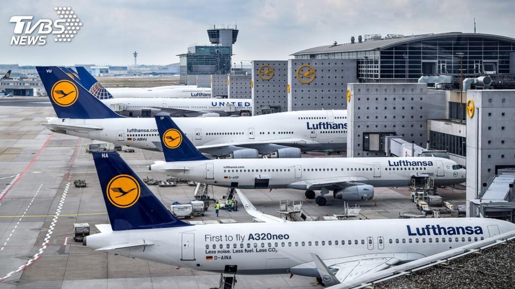(示意圖/shutterstock 達志影像) 疫情持續重創航空業 傳漢莎航空將裁員2.7萬人