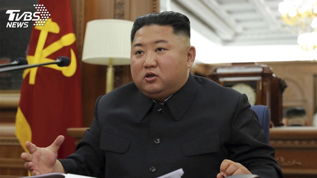 圖/達志影像美聯社 北韓2020年月曆 金正恩生日仍未列法定假日