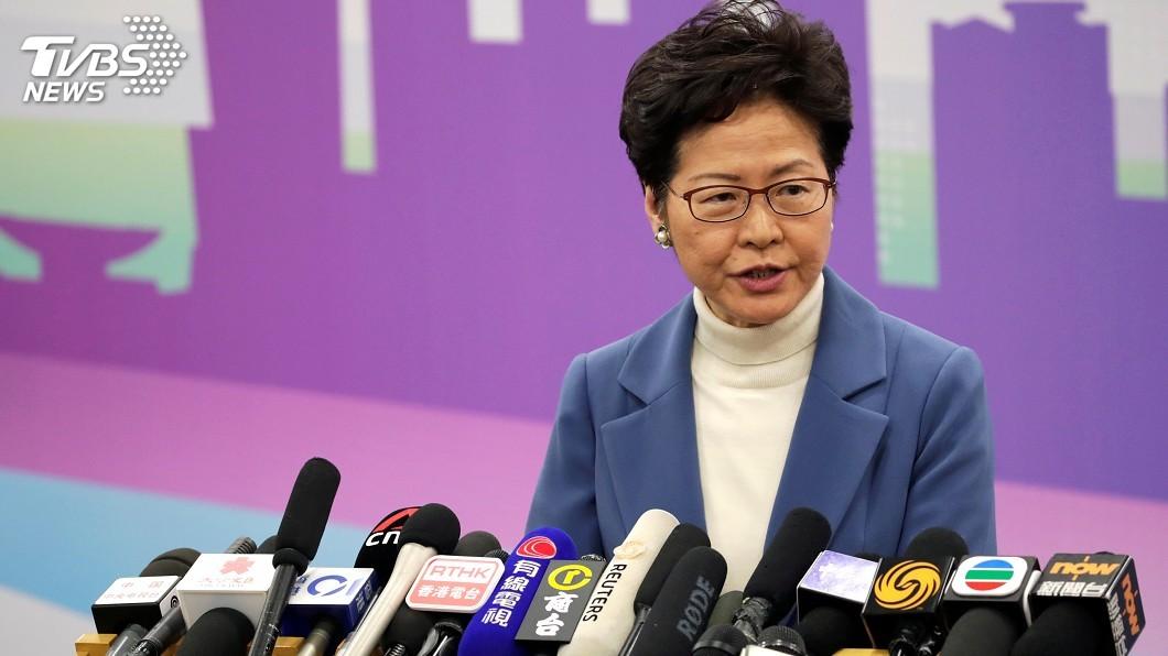 圖/達志影像路透社 北京推薦5港官員任職聯合國 港特首稱重大突破