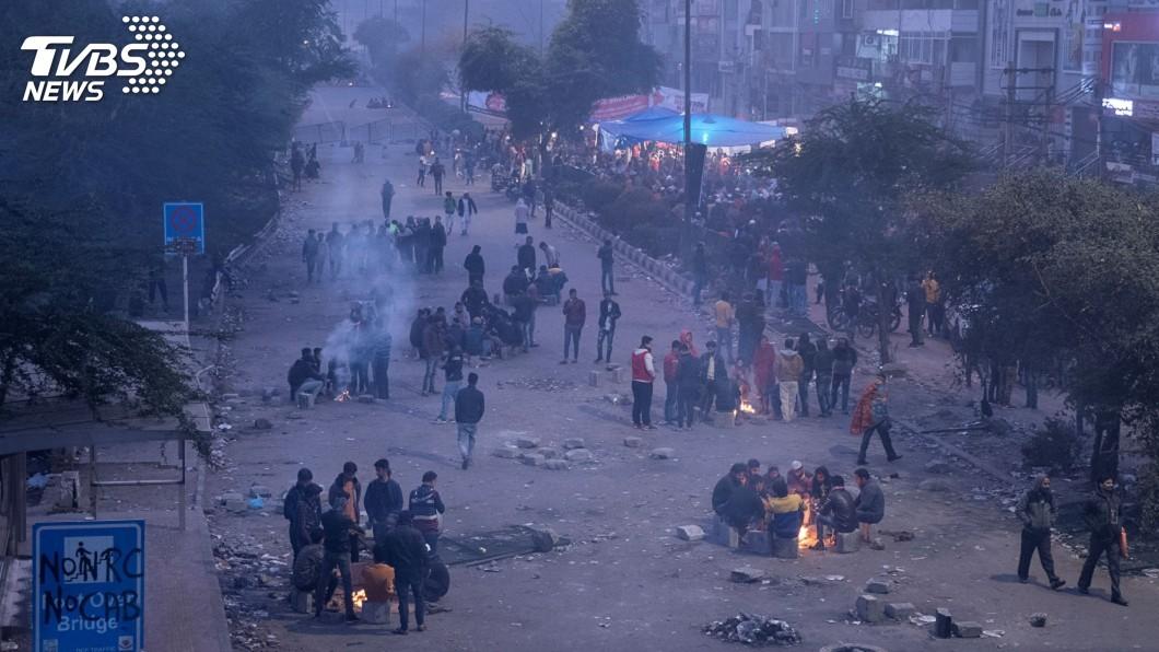 圖/達志影像路透社 印度修公民法爆示威潮 看懂歧視穆斯林爭議