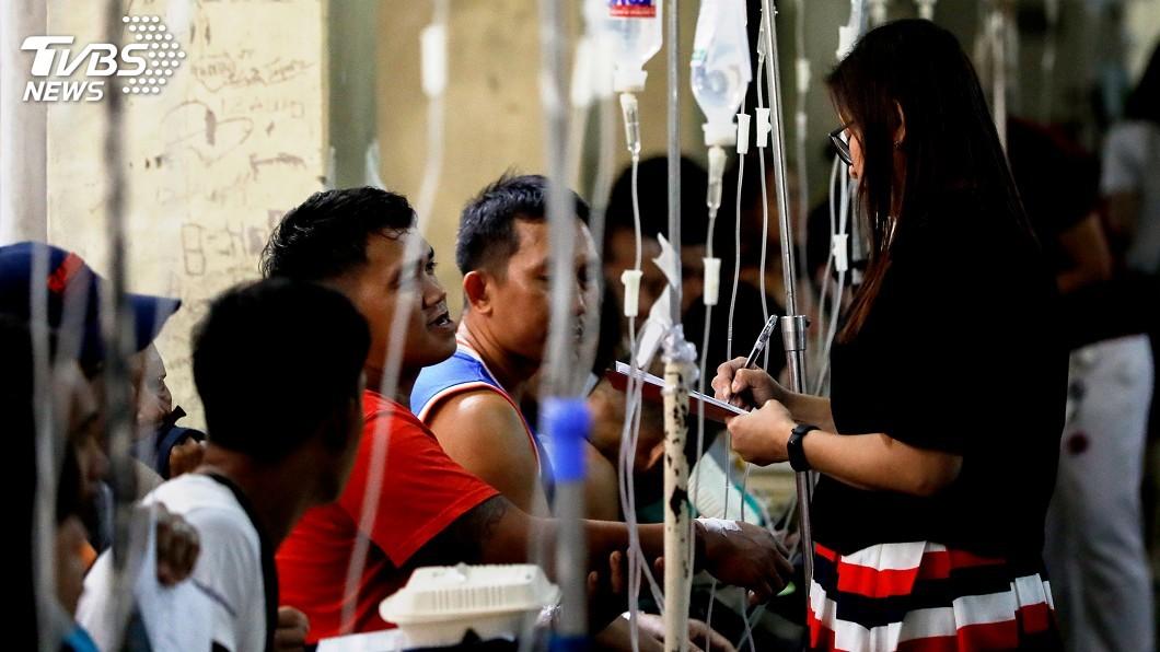 圖/達志影像路透社 菲律賓傳椰子酒集體中毒 至少11死逾300人送醫