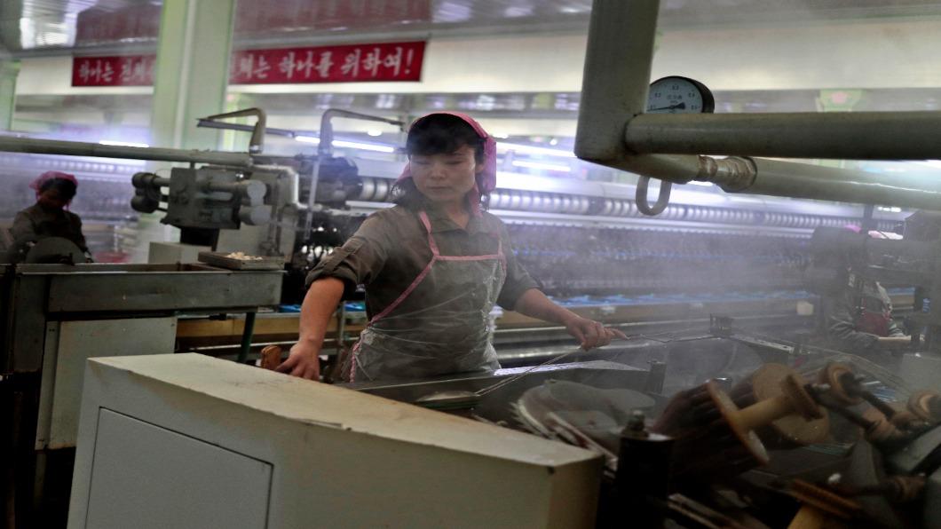 圖/達志影像美聯社 斬斷北韓外匯財源 聯合國令遣返海外勞工