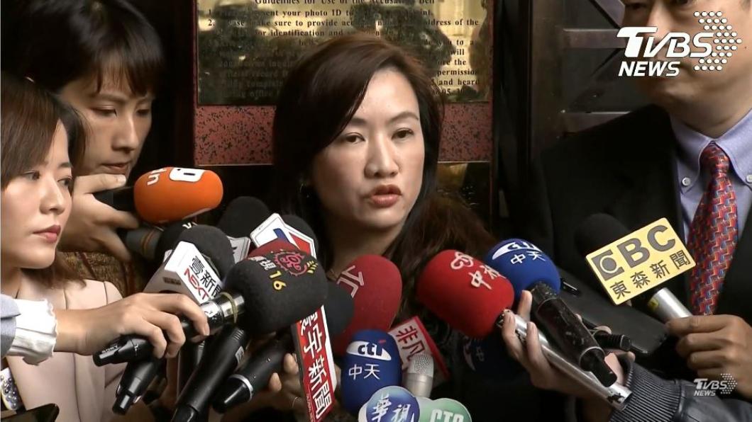 圖/TVBS 女嬰遭牽扯進選舉!韓陣營硬起來提告怒斥「沒人性」