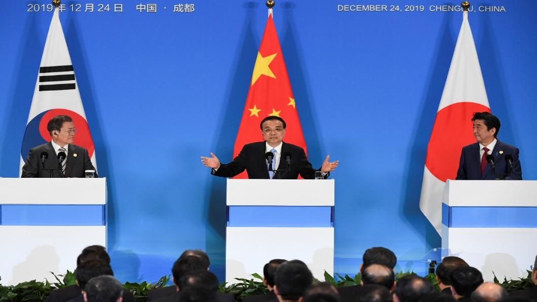 圖/達志影像路透 「新三國時代」!中日韓成都高峰會 聚焦FTA.北韓