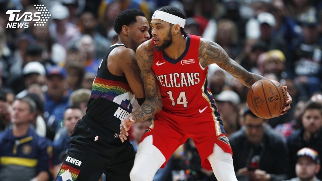 圖/達志影像美聯社 NBA殷格拉姆飆7記三分球 鵜鶘終止金塊7連勝