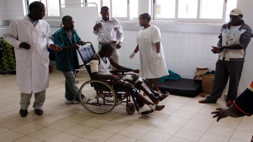 圖/達志影像路透 北美氾濫vs.非洲亟缺!盧安達自煉液體嗎啡止痛