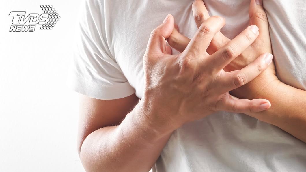 日本新冠確診案例,因病毒造成急性支氣管肺炎猝死。(非當事人,示意圖/shutterstock 達志影像) 病毒造成急性支氣管肺炎 日本輕症患者猝死