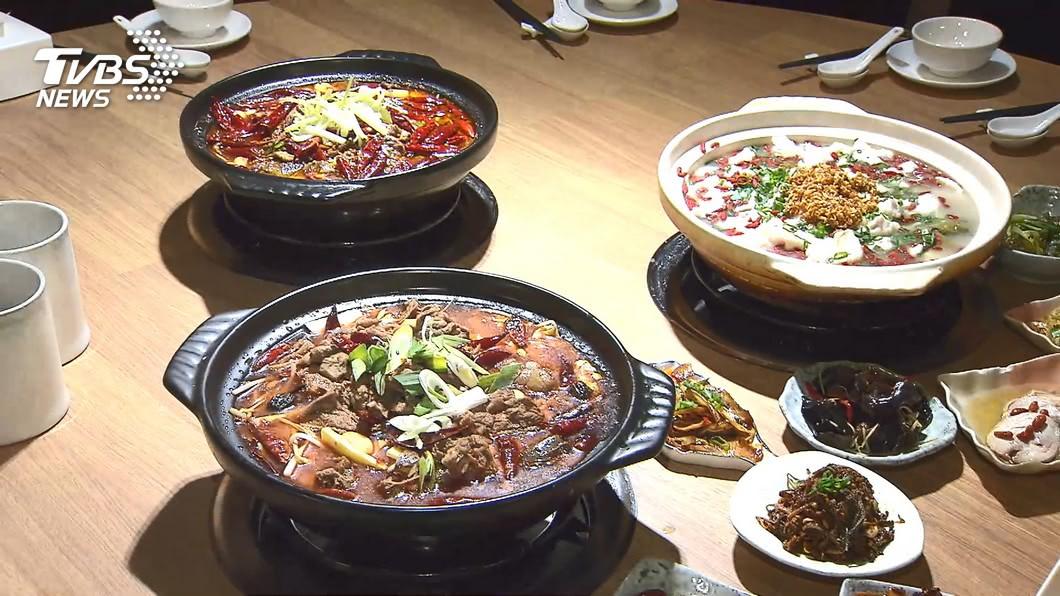 台灣火鍋店林立,是許多民眾的用餐選擇。(示意圖/TVBS資料畫面) 正妹「40分鐘吃3鍋」遭酸:嚇死人 她霸氣反擊超療癒