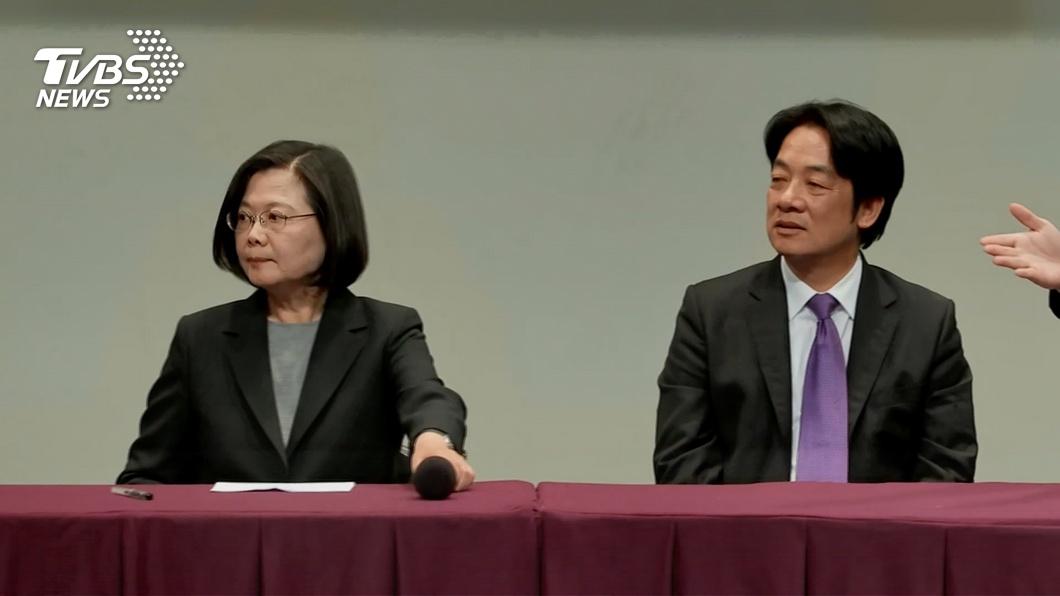 圖/TVBS資料畫面 蔡英文險招助選吳怡農 作家:這一票很難投