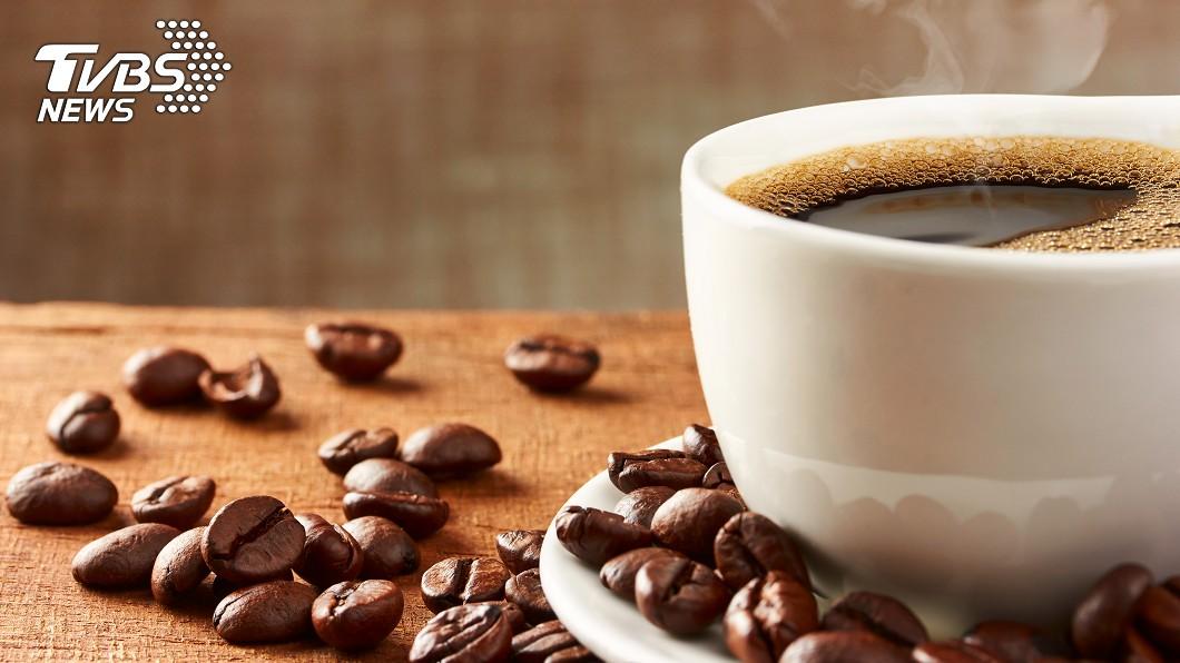 示意圖/TVBS 球類選手運動前喝黑咖啡  研究:助提升表現