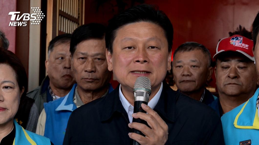 無黨籍立委傅崐萁申請恢復國民黨籍,引起地方退黨潮。(圖/TVBS資料畫面) 地方通過傅崐萁恢復黨籍案 基層黨員傳退黨潮