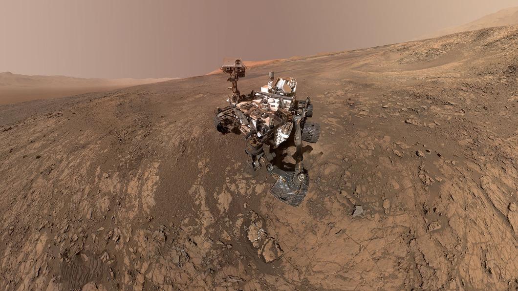 圖/達志影像路透 太空競賽新戰場 紅色星球:火星!