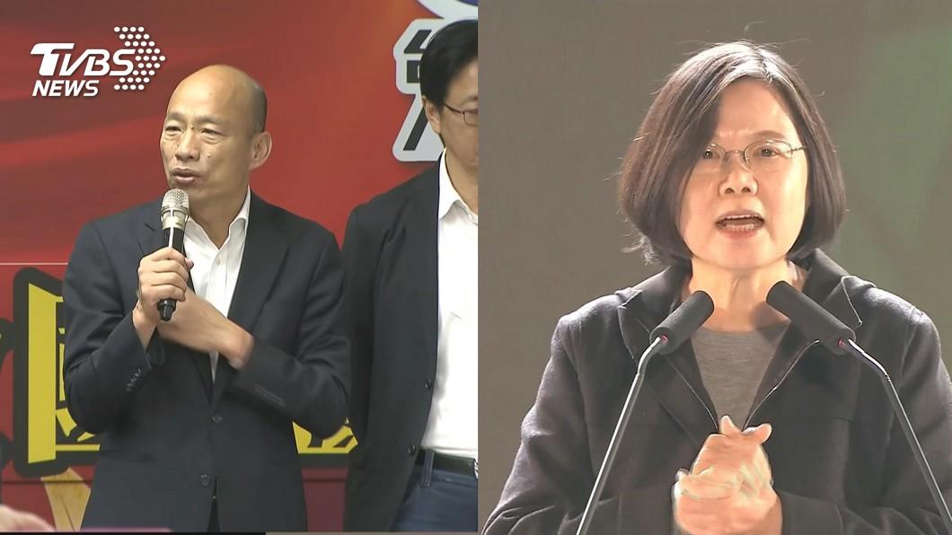 下架蔡英文vs.討厭韓國瑜,就是呼籲選民進行「防禦式」的投票 【觀點】2020年總統大選:恐懼與憤怒的總和