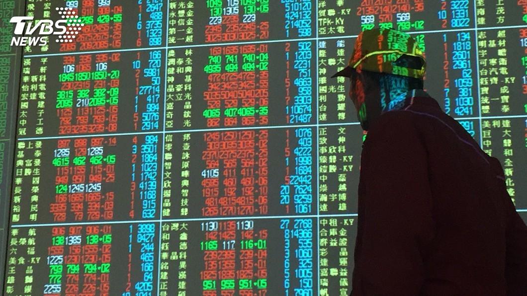 (圖/中央社資料照) 台積電熄火 台股漲勢收斂暫守12900點大關