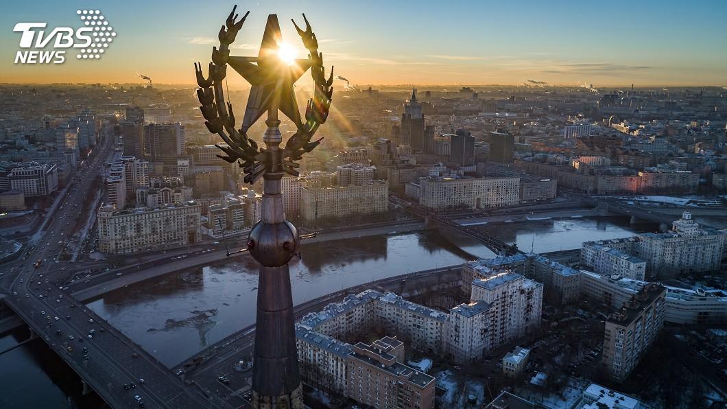 圖/達志影像美聯社 全球暖化升溫 今年是俄國有紀錄以來最熱一年