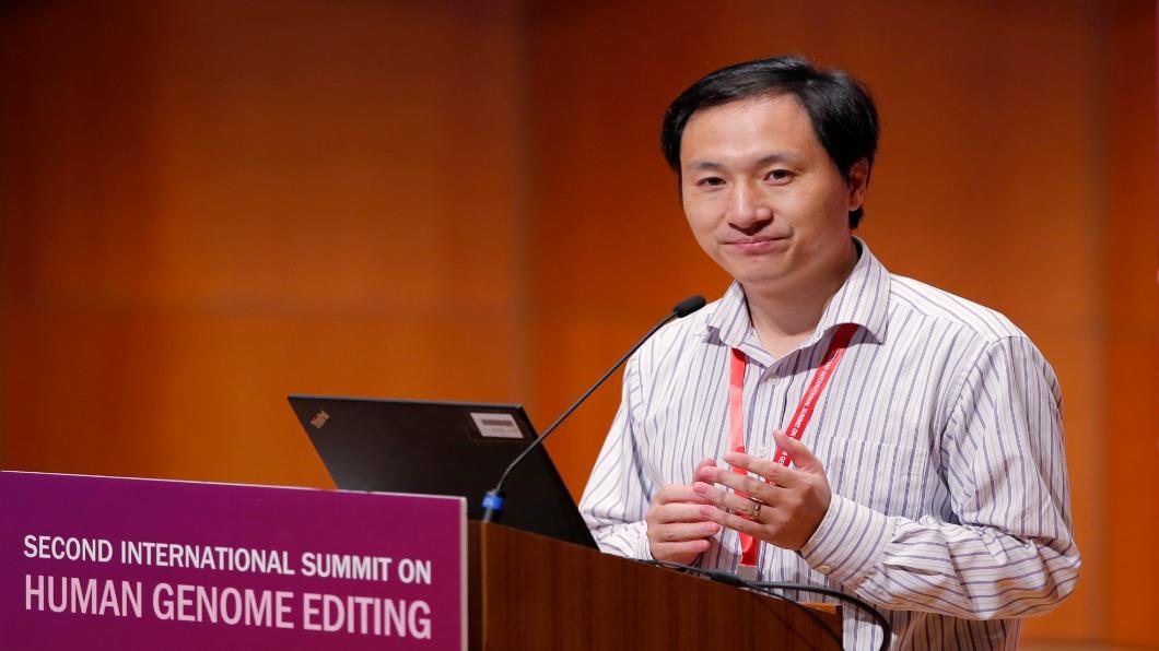 圖/達志影像美聯社 挑戰醫學倫理!中國大陸科學家「基改」嬰.判3年