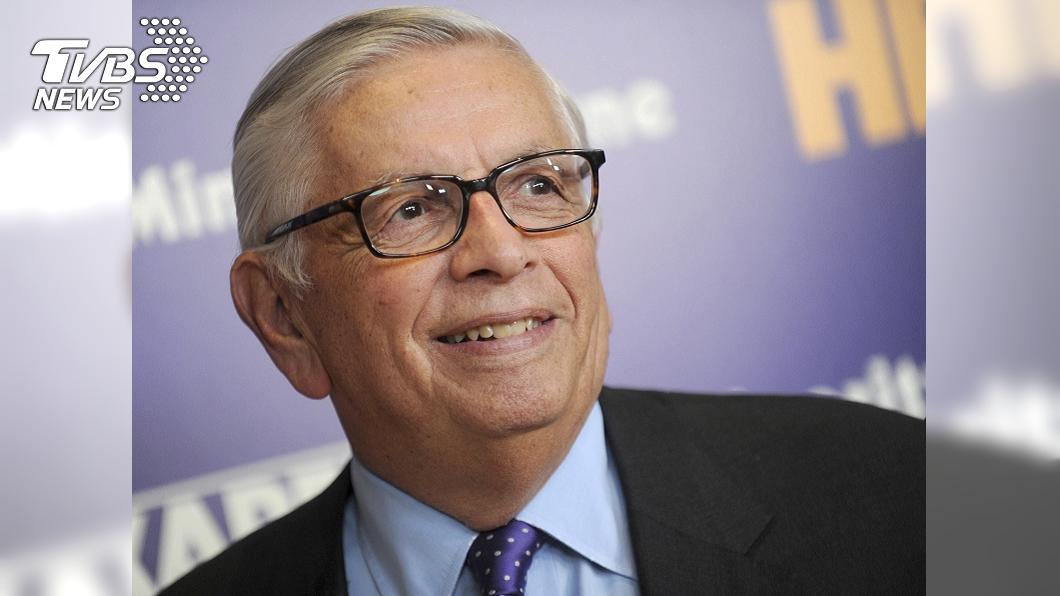 圖/達志影像美聯社 推展NBA貢獻卓著 前總裁史登過世享壽77歲