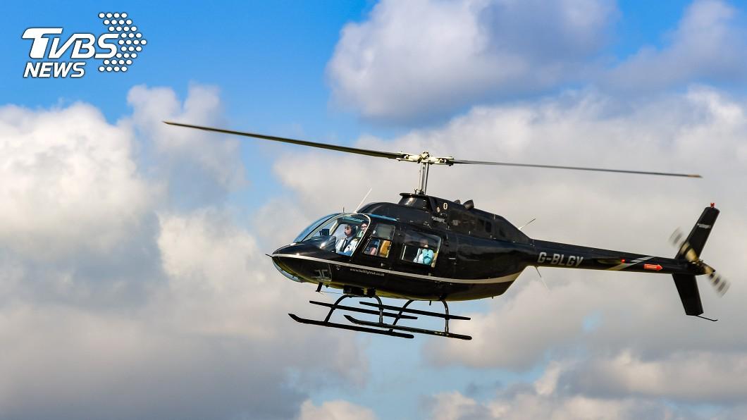示意圖/TVBS 網酸「太有錢才搭直升機」 老兵怒喊尊重:根本在玩命