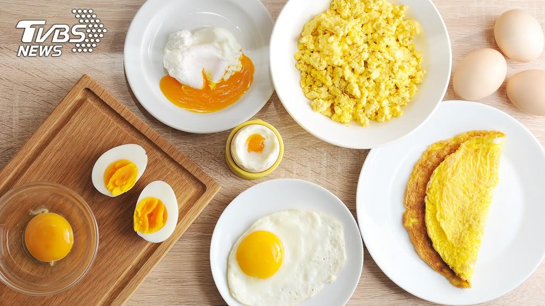 蛋吃多易膽固醇過高?(示意圖/TVBS) 蛋吃多易膽固醇過高? 醫:「這食物」才是罪魁禍首