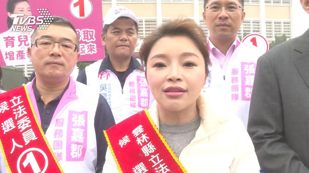 圖/TVBS 蘇治芬再爆雲林張家違建農舍 張嘉郡:選舉操作