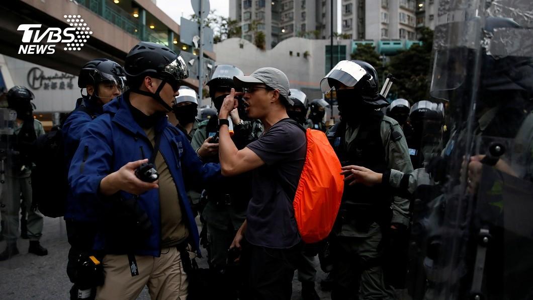 圖/達志影像路透社 日媒看臺總統大選 「香港反送中」左右選情